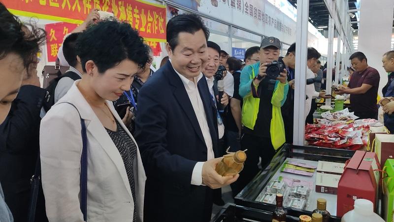 国务院m6米乐app官网办副主任洪天云
